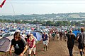 Glastonbury Festival - view south across main site (1) - geograph.org.uk - 1388956.jpg