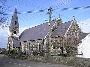 Glenavy Catholic church