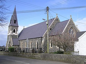 Glenavy - Image: Glenavy RC Church geograph.org.uk 758228