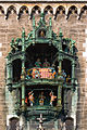 Glockenspiel im Neuen Rathaus, München, Deutschland05.JPG