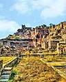 Golconda Fort Hyderabad Telangana India.jpg