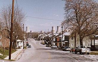 Goldsboro, Pennsylvania - Goldsboro in 1979