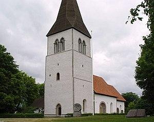 Eke, Gotland - Eke church