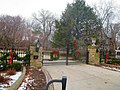 Governor's Residence Entrance at Christmas Season - panoramio.jpg