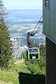 Grünberg-Seilbahn Gmunden, Gondel.jpg