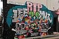 Graffiti in Shoreditch, London - Dscreet, RIP Lee Muz (13804516143).jpg