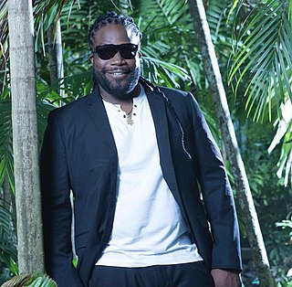 Gramps Morgan Jamaican singer, producer, record executive