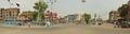Grand Trunk Road and Jagat Banerjee Ghat Road Crossing - Kazi Para - Howrah 2014-06-15 5083-5085 Archive.TIF