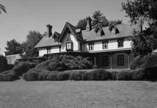 Grange Estate United States historic place