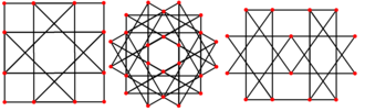 Great rhombihexahedron - Image: Great rhombihexahedron ortho wireframes
