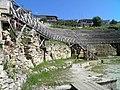 Greek Theatre built in 200 BC, Lychnidos, Ohrid, Republic of Macedonia FYROM (8398208410).jpg
