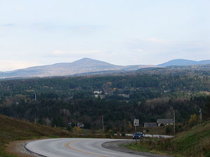 Green Mountains - Green Mountains outside of Montpelier, Vermont