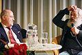 Gregor Gysi im Gespräch mit Harry Rowohlt am 9. Januar in Hannover (8367418750).jpg