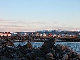 Grindavík i december 2006