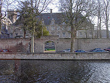 Grootseminarie, former Abbey of the Dunes.