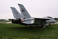 Grumman F-14D Super Tomcat 164343 RSideRear EASM 4Feb2010 (14404416139).jpg