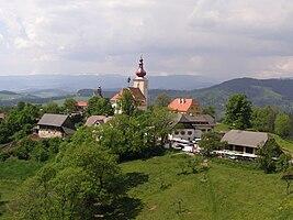 Sankt Pankrazen Gemeinde Gratwein Straßengel Wikipedia