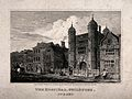 Guildford Hospital, Surrey. Line engraving by J. Greig, 1819 Wellcome V0012717.jpg
