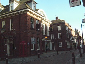 Rochester, Kent - The Guildhall, Rochester
