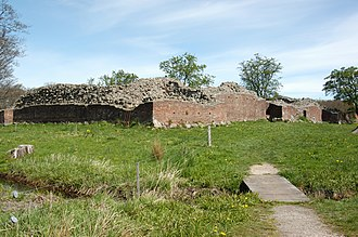 Valdemar IV of Denmark - Ruins of Gurre Castle, 2007