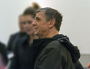 Andreas Gursky - Andreas Gursky in March 2013 at the K21 Museum of Contemporary Art in Düsseldorf