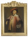 Gustav II Adolf, 1594-1632, kung av Sverige - Nationalmuseum - 39727.tif
