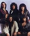 Gustavo Zurdo Lopez con su banda Madam.jpg