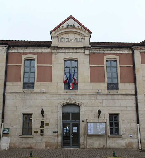 Photo de la ville Thoissey