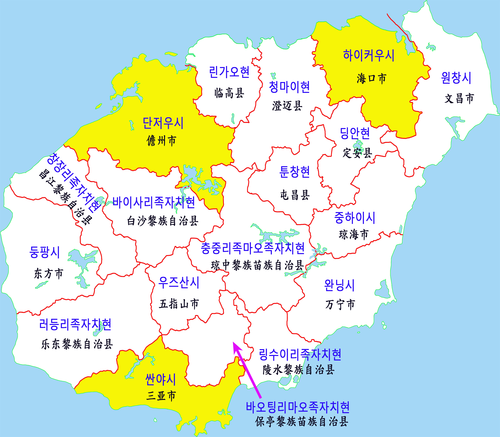 Hǎinán-map.png