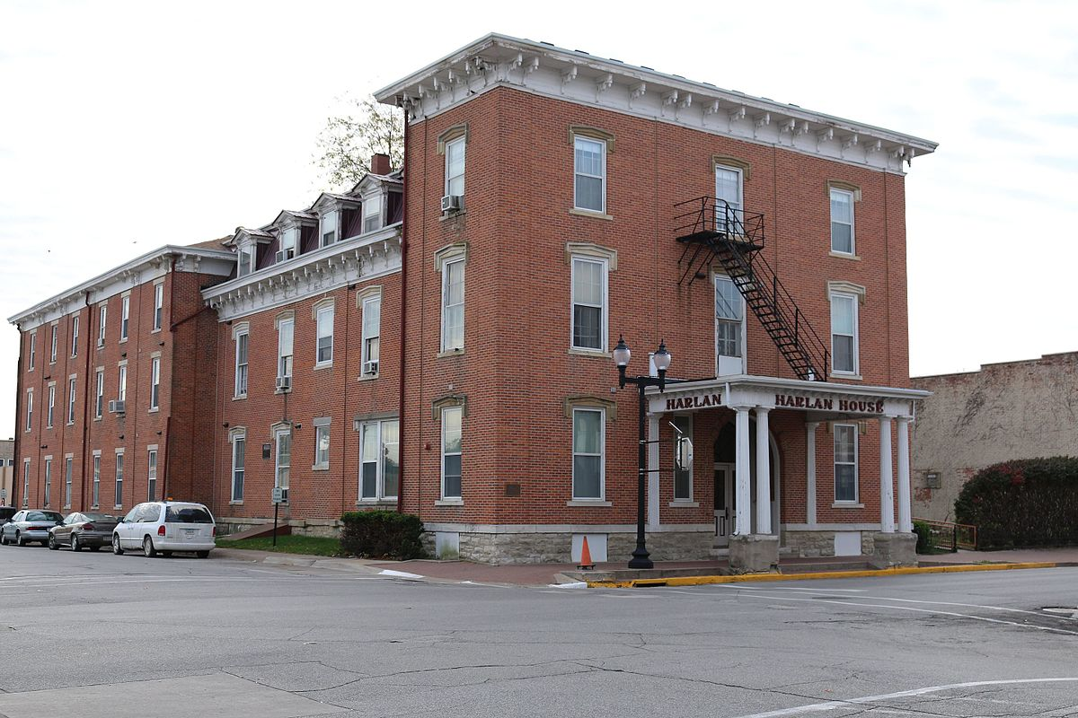 Harlan House Hotel Wikipedia