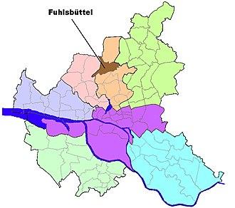 Fuhlsbüttel - Image: HH Fuhlsbüttel quarter