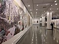 HKCL 銅鑼灣 CWB 香港中央圖書館 Hong Kong Central Library 展覽廳 Exhibition Gallery interior March 2016 SSG 02.jpg