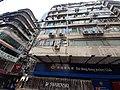 HK CWB 銅鑼灣 Causeway Bay 波斯富街 Percival Street old tang lau facade October 2019 SS2 03.jpg