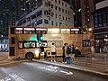 HK Sai Ying Pun Des Voeux Road West Water Street traffic jam due to illegal car parking October 2020 SS2 03.jpg