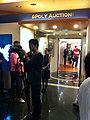 HK Wan Chai Poly Auction 北京保利 香港 Grand Hyatt Hotel preview Exhibition 23-Nov-2012.JPG