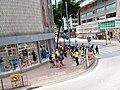 HK train view 灣仔 Wan Chai 莊士敦道 Johnston Road July 2019 SSG 17.jpg