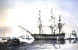 HMS <i>Agamemnon</i> (1852) 1852 ship