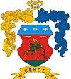 Huy hiệu của Gerde