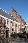 haarlem - waalse kerk aan het begijnhof