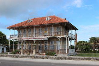 Le Moule - Zévallos Plantation