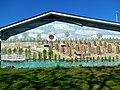 Haleburg, Alabama Mural.JPG