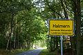 Halmern - Ortseingangsschild.jpg