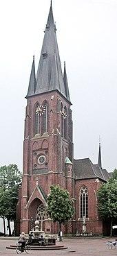 File:Haltern am See, St.-Sixtus-Kirche -- 1.jpg - Wikimedia Commons