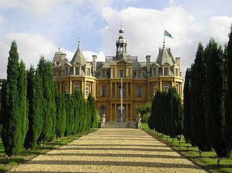 Halton House - Halton House, Buckinghamshire