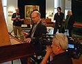 Hamburg, Museum für Kunst und Gewerbe Wiki Loves Music Kuratorenführung Instrument.jpg