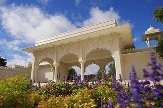 Hamilton Gardens - Image: Hamilton Gardens Indian Char Bagh Garden