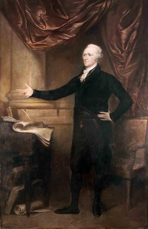 Hamilton Trumbull - 1805