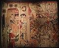 Hanging of the Destruction of Jerusalem. Neron, Vespasian and Titus. Tapestry, Tournai 1465-1475. MTMAD Lyon. MT 25926.jpg