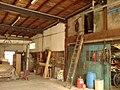 Hannover Am Puttenser Felde 7 ehemalige Pferdeställe, heute als Werkstatt überbaut.jpg