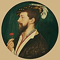 Hans Holbein the Younger - Portrait of Simon George of Cornwall - Google Art Project.jpg